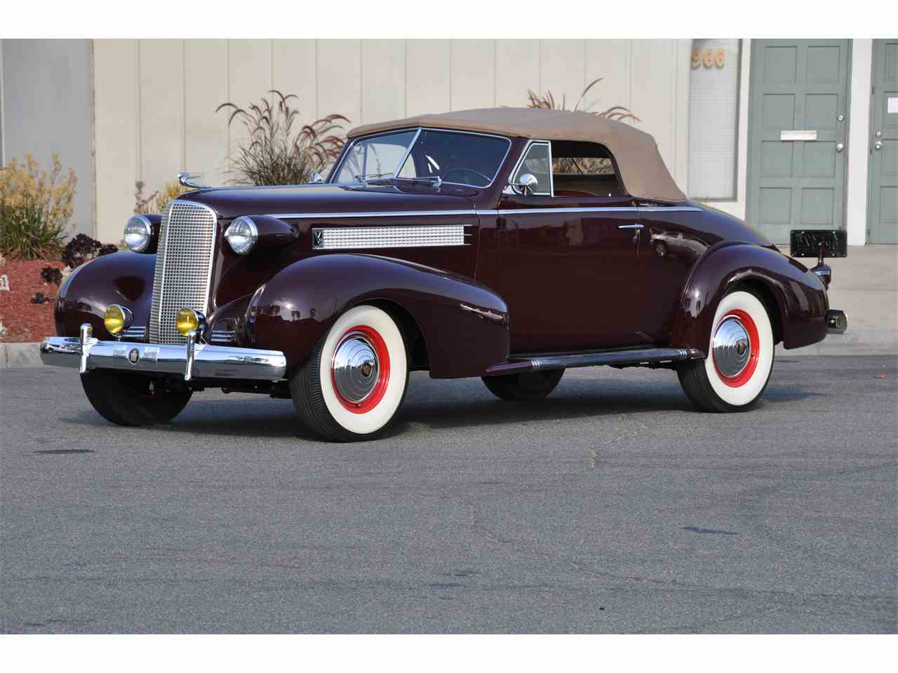 1937 Cadillac Convertible for Sale | ClicCars.com | CC-1002029
