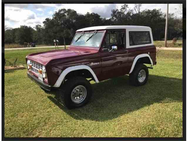 Picture of '67 Bronco - LFRF