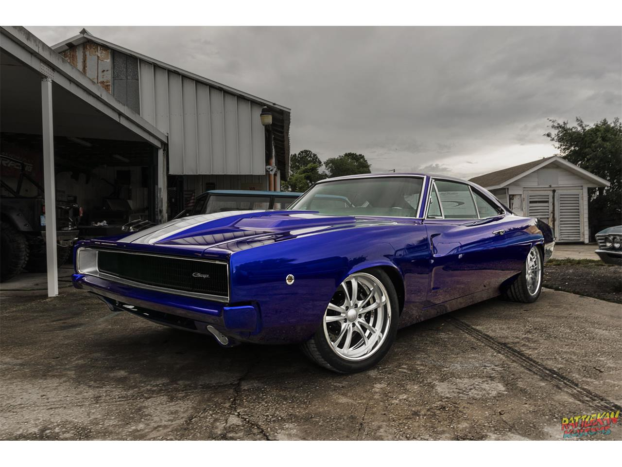 1968 Dodge Charger For Sale Cc 1002065 1969 Differential Large Picture Of Classic Located In Melbourne Florida 21500000 Offered By A