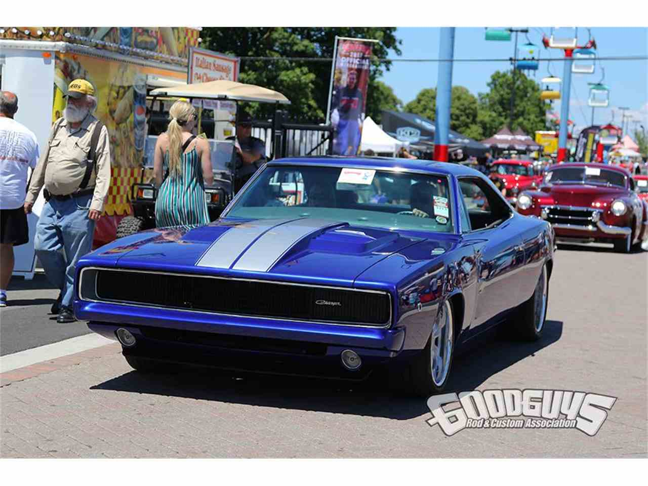 1968 Dodge Charger for Sale | ClassicCars.com | CC-1002065