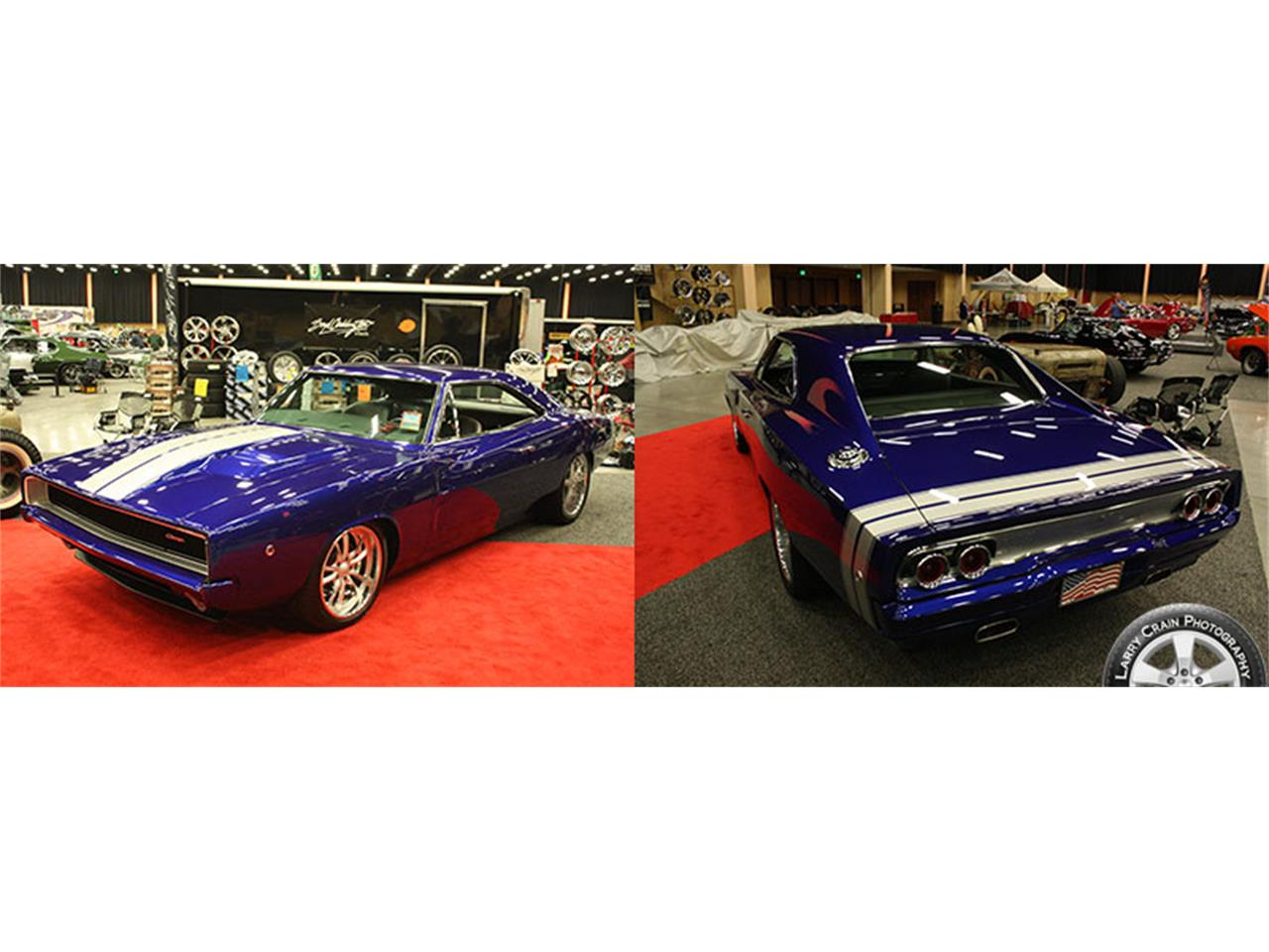 1968 Dodge Charger For Sale Classiccars Com Cc 1002065