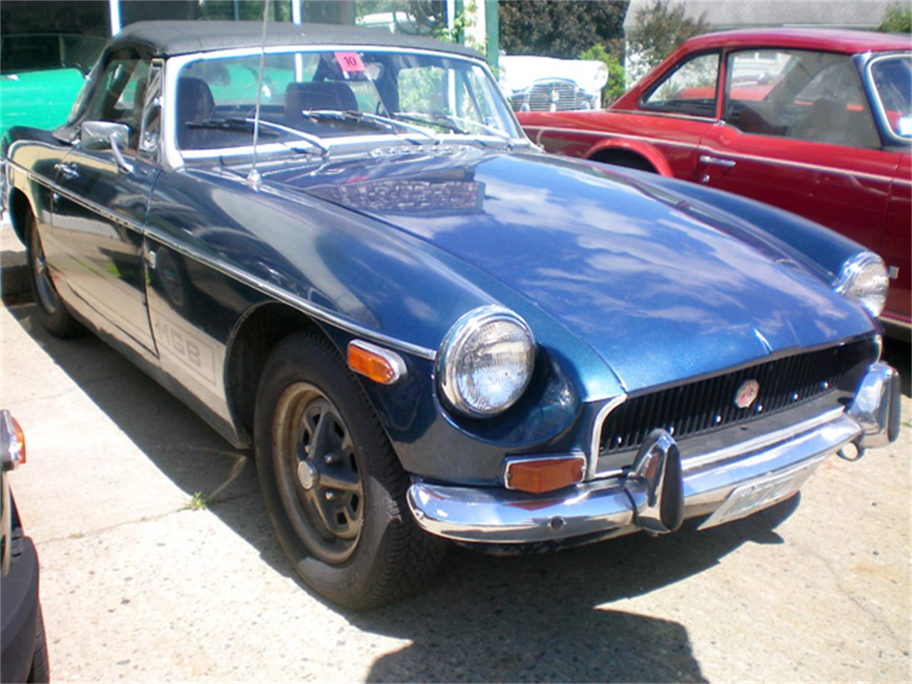 Large Picture of 1972 MG MGB located in New Hampshire - $4,900.00 - LH78
