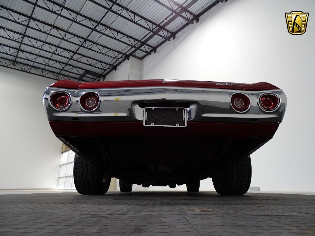 Large Picture of Classic 1971 Chevrolet Chevelle located in Houston Texas Offered by Gateway Classic Cars - Houston - LFRJ