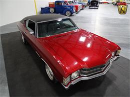 Picture of 1971 Chevrolet Chevelle located in Houston Texas - $61,000.00 Offered by Gateway Classic Cars - Houston - LFRJ