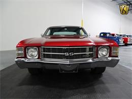 Picture of Classic 1971 Chevelle located in Texas - $61,000.00 Offered by Gateway Classic Cars - Houston - LFRJ