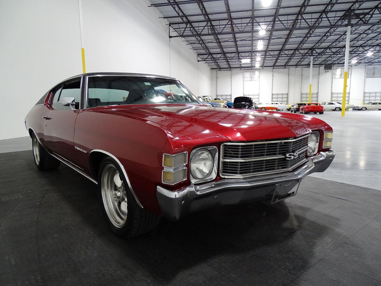 Large Picture of 1971 Chevelle located in Texas - LFRJ
