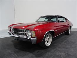 Picture of Classic '71 Chevrolet Chevelle - $61,000.00 Offered by Gateway Classic Cars - Houston - LFRJ
