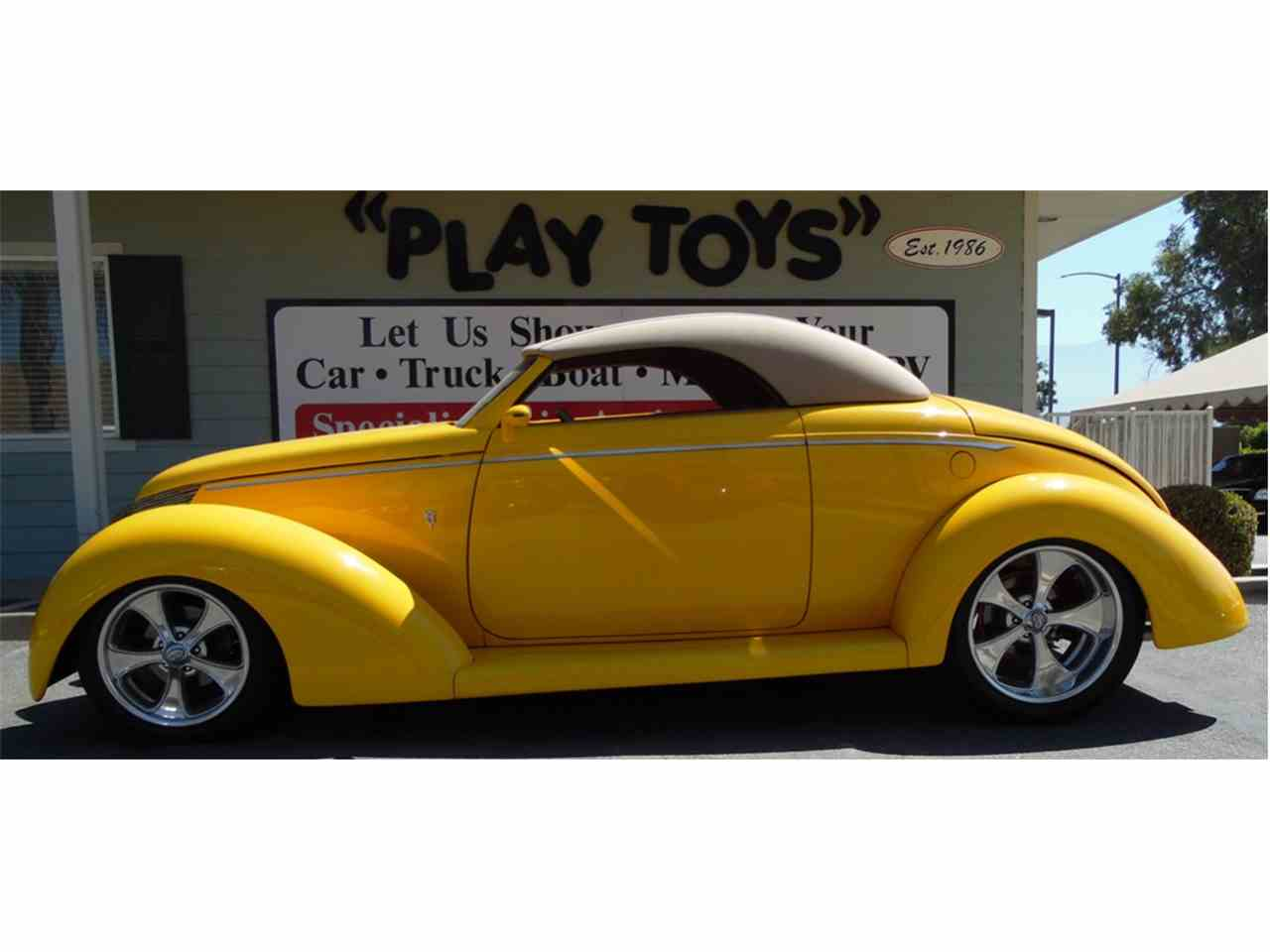 Large Picture of '37 Roadster - LH7A