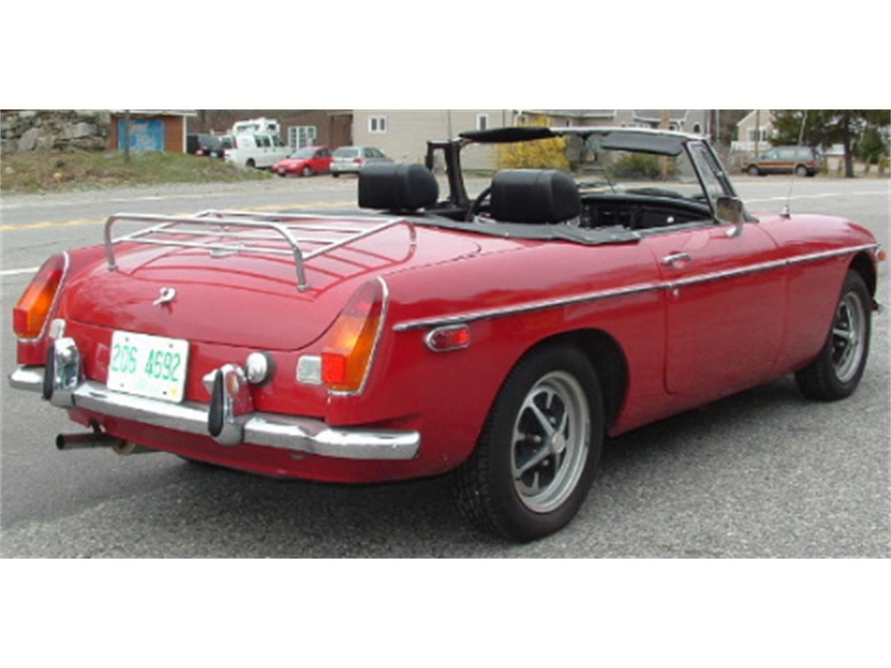 Large Picture of '73 MGB - LH7D