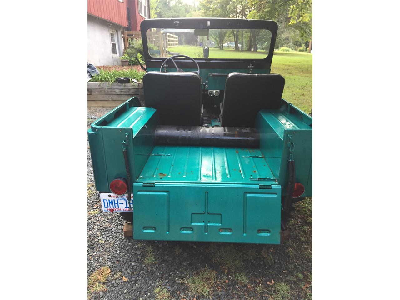 Large Picture of '63 CJ5 - LH87