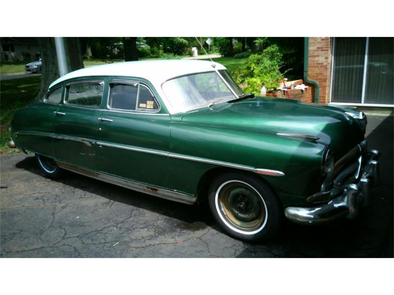 Large Picture of Classic 1952 Hudson Wasp - $4,000.00 - LH89