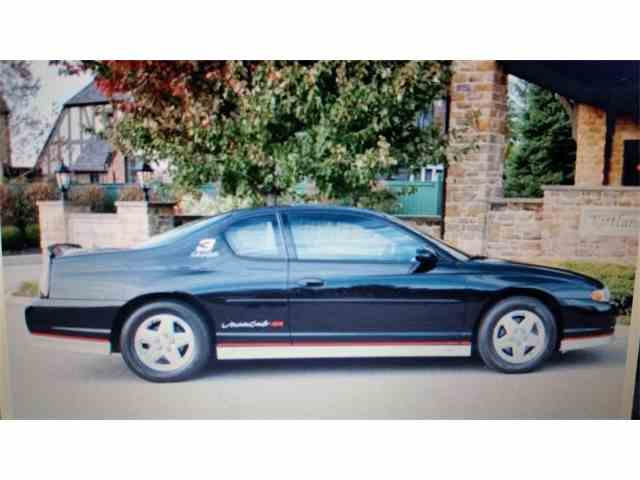 Picture of 2002 Monte Carlo SS located in St Marys Pennsylvania - LH8Q