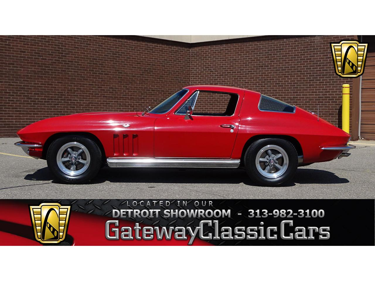 Large Picture of 1966 Corvette - $68,000.00 Offered by Gateway Classic Cars - Detroit - LH96