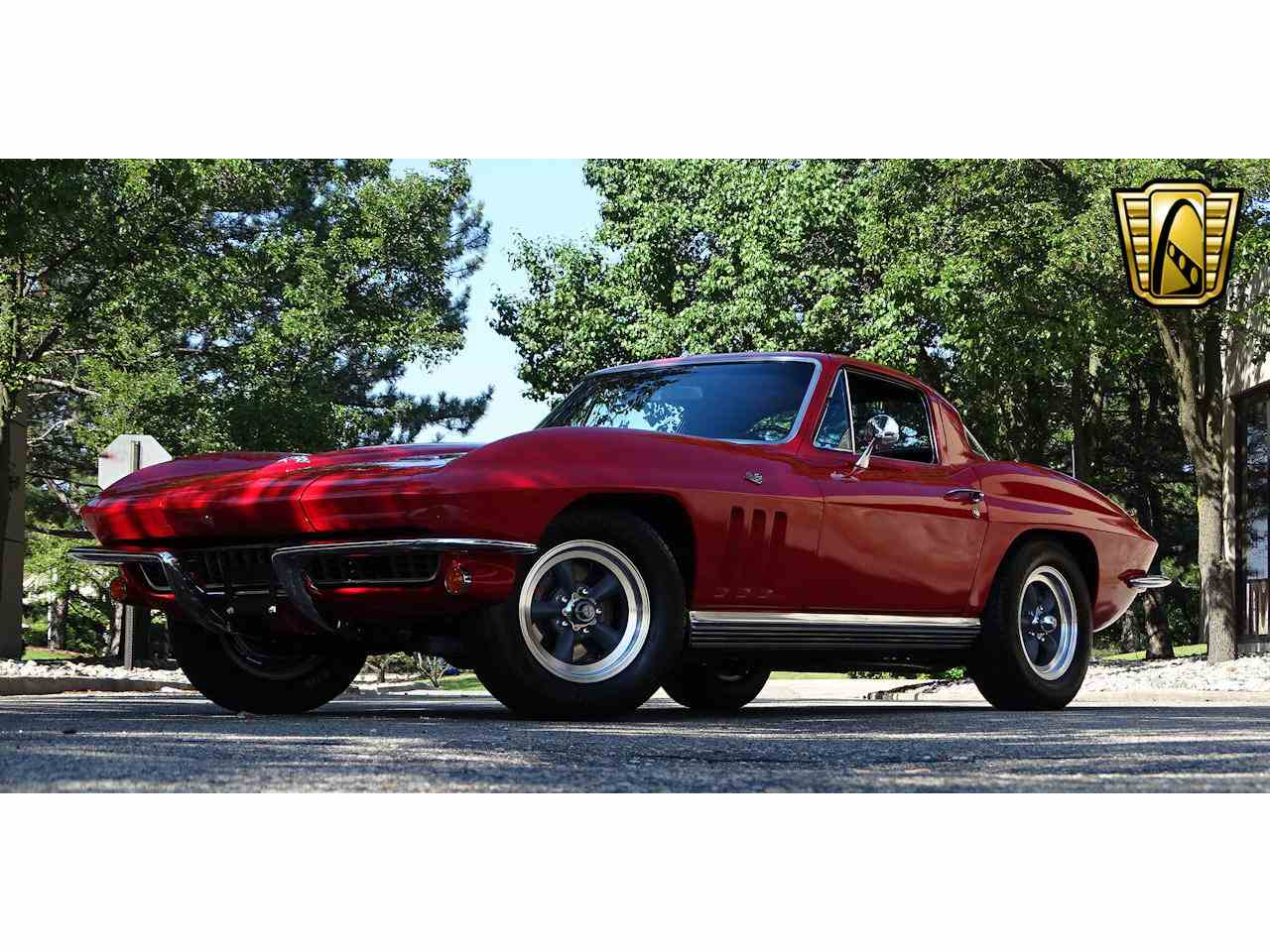 Large Picture of Classic 1966 Corvette located in Michigan - $68,000.00 Offered by Gateway Classic Cars - Detroit - LH96