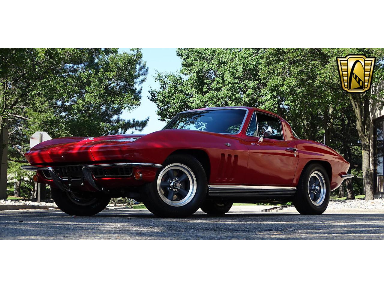 Large Picture of Classic 1966 Chevrolet Corvette located in Dearborn Michigan - $68,000.00 Offered by Gateway Classic Cars - Detroit - LH96
