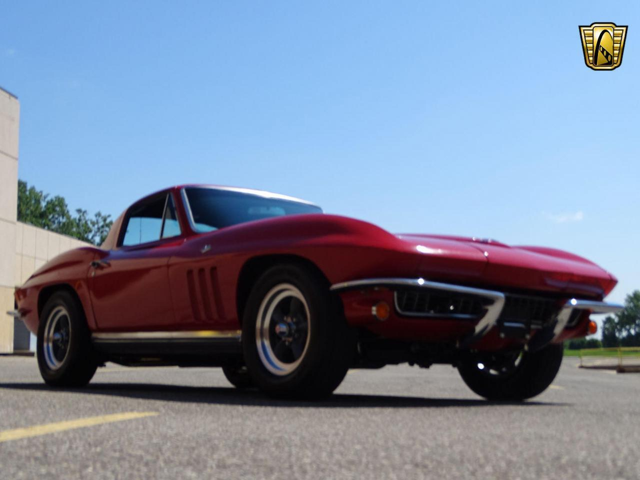 Large Picture of Classic '66 Chevrolet Corvette located in Dearborn Michigan Offered by Gateway Classic Cars - Detroit - LH96