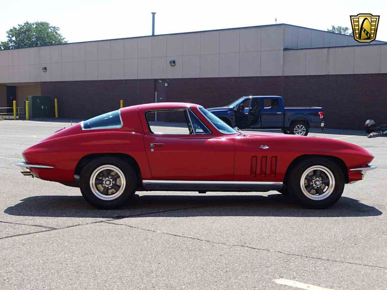 Large Picture of Classic '66 Chevrolet Corvette - $68,000.00 Offered by Gateway Classic Cars - Detroit - LH96