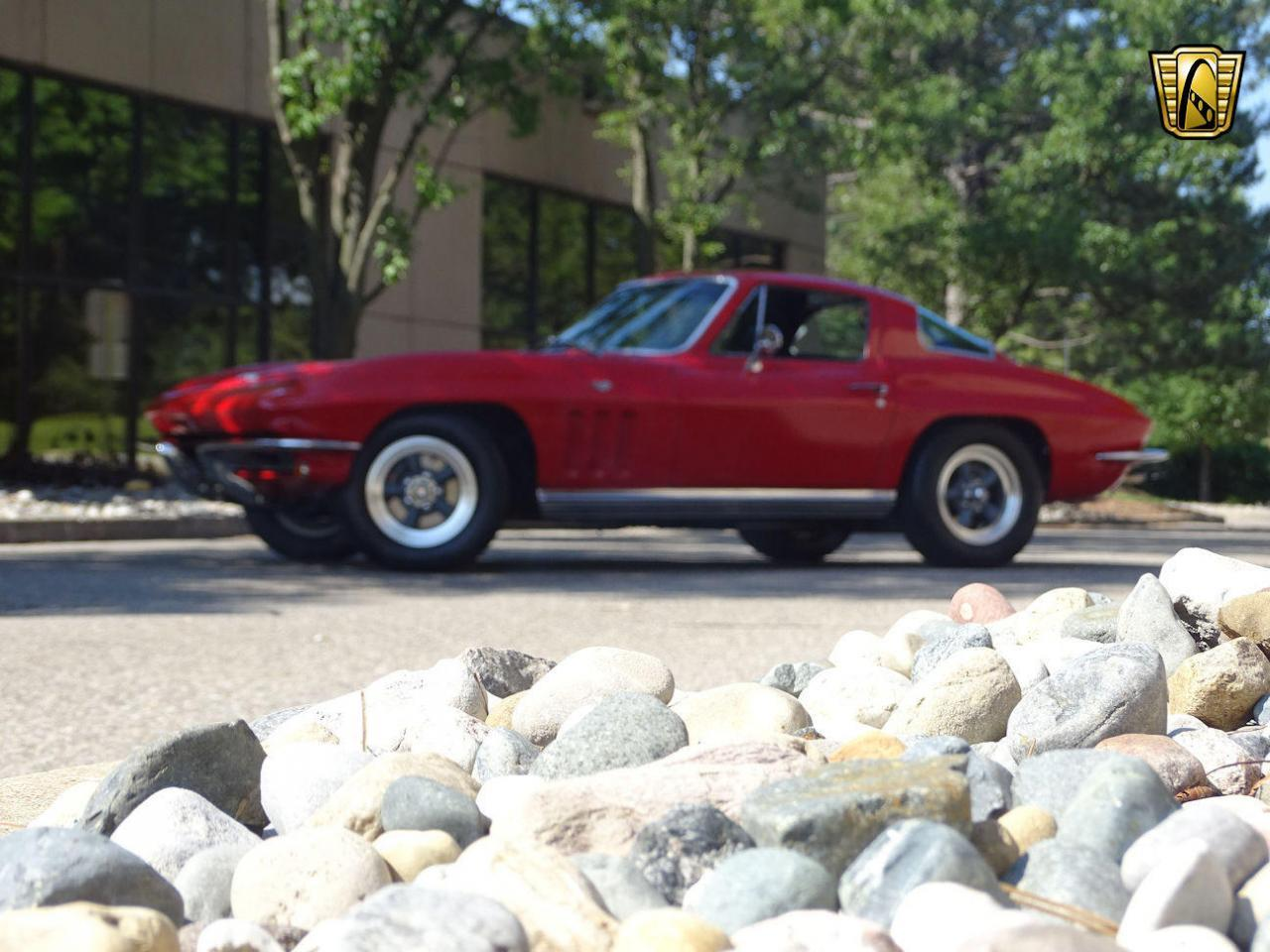 Large Picture of Classic 1966 Chevrolet Corvette located in Michigan - LH96