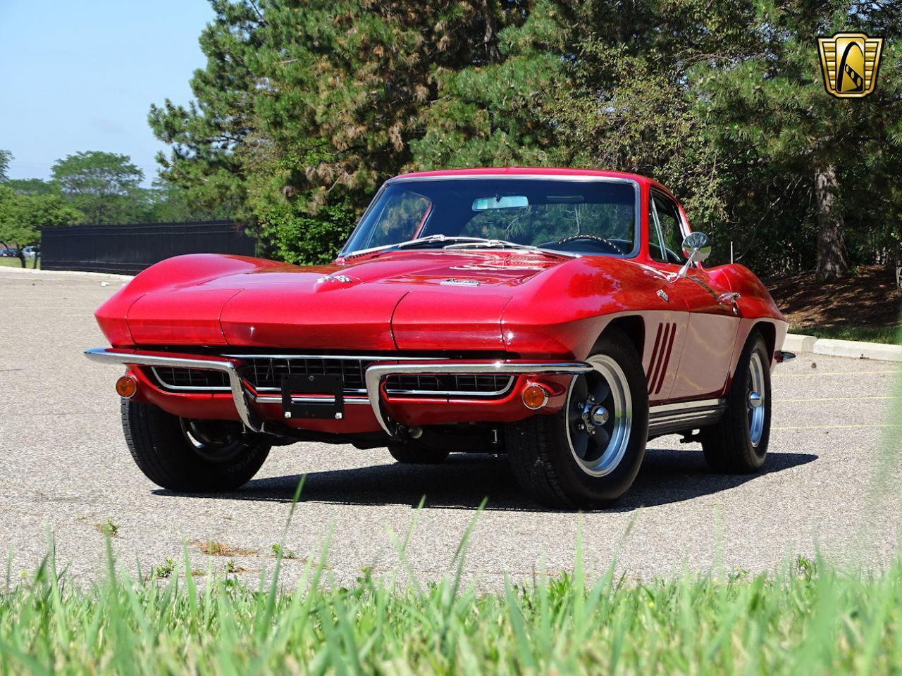 Large Picture of '66 Chevrolet Corvette located in Michigan - LH96