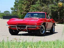 Picture of Classic 1966 Corvette located in Dearborn Michigan - $68,000.00 Offered by Gateway Classic Cars - Detroit - LH96