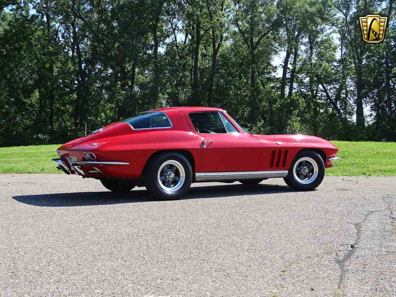 Large Picture of '66 Corvette located in Dearborn Michigan - $68,000.00 Offered by Gateway Classic Cars - Detroit - LH96