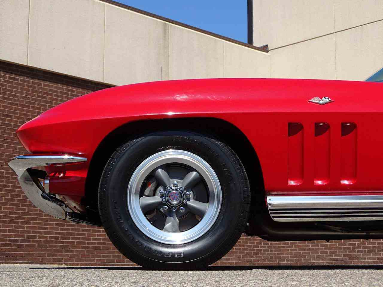 Large Picture of Classic '66 Chevrolet Corvette located in Michigan - $68,000.00 - LH96