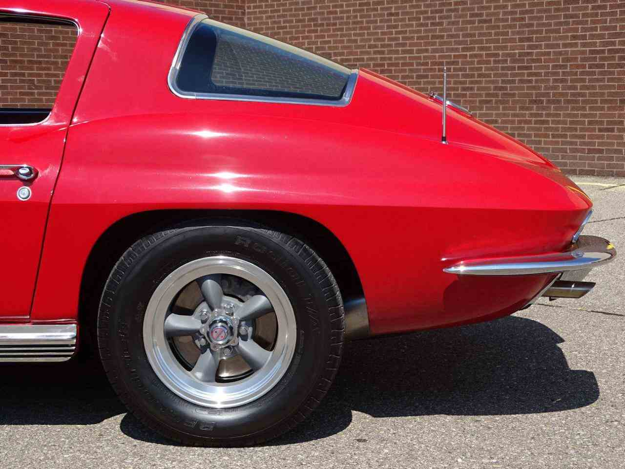 Large Picture of 1966 Chevrolet Corvette located in Michigan Offered by Gateway Classic Cars - Detroit - LH96