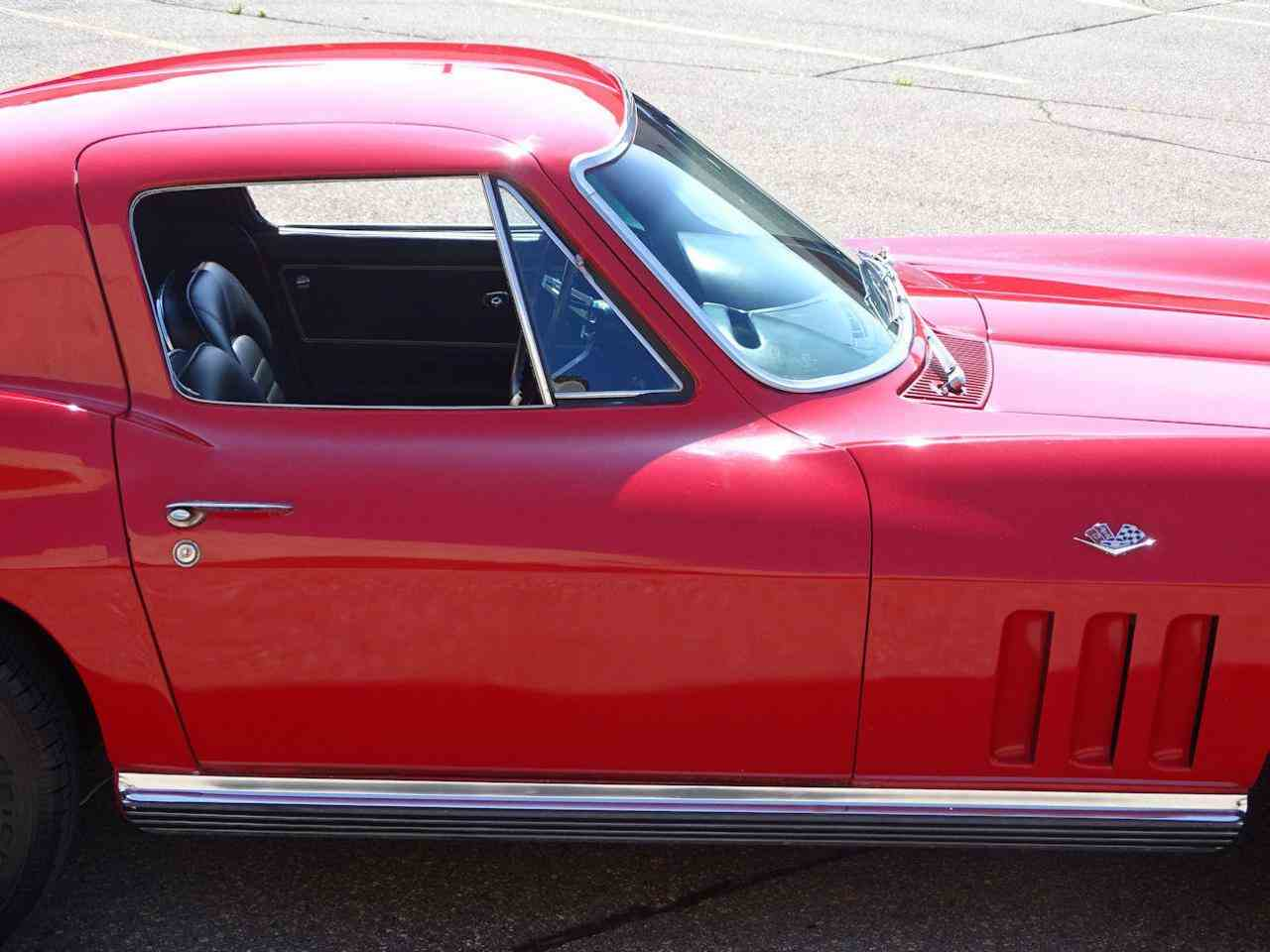 Large Picture of '66 Corvette Offered by Gateway Classic Cars - Detroit - LH96