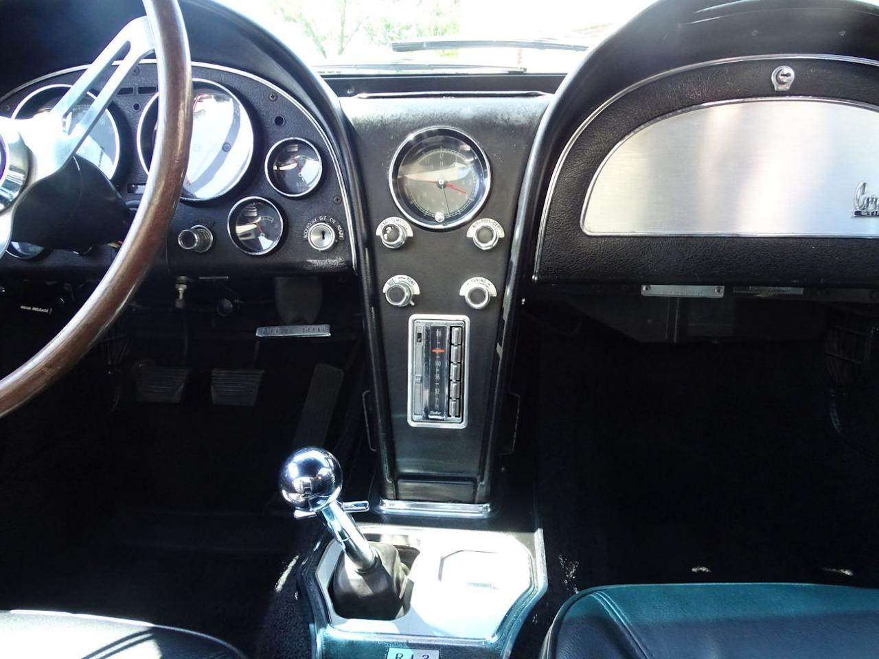 Large Picture of 1966 Corvette located in Michigan - $68,000.00 Offered by Gateway Classic Cars - Detroit - LH96