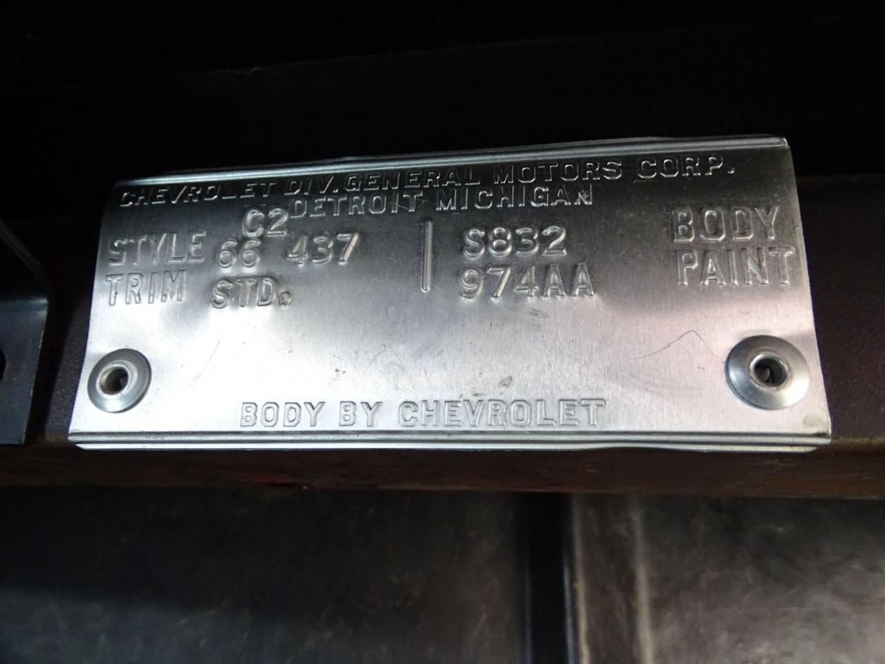 Large Picture of '66 Corvette - $68,000.00 Offered by Gateway Classic Cars - Detroit - LH96