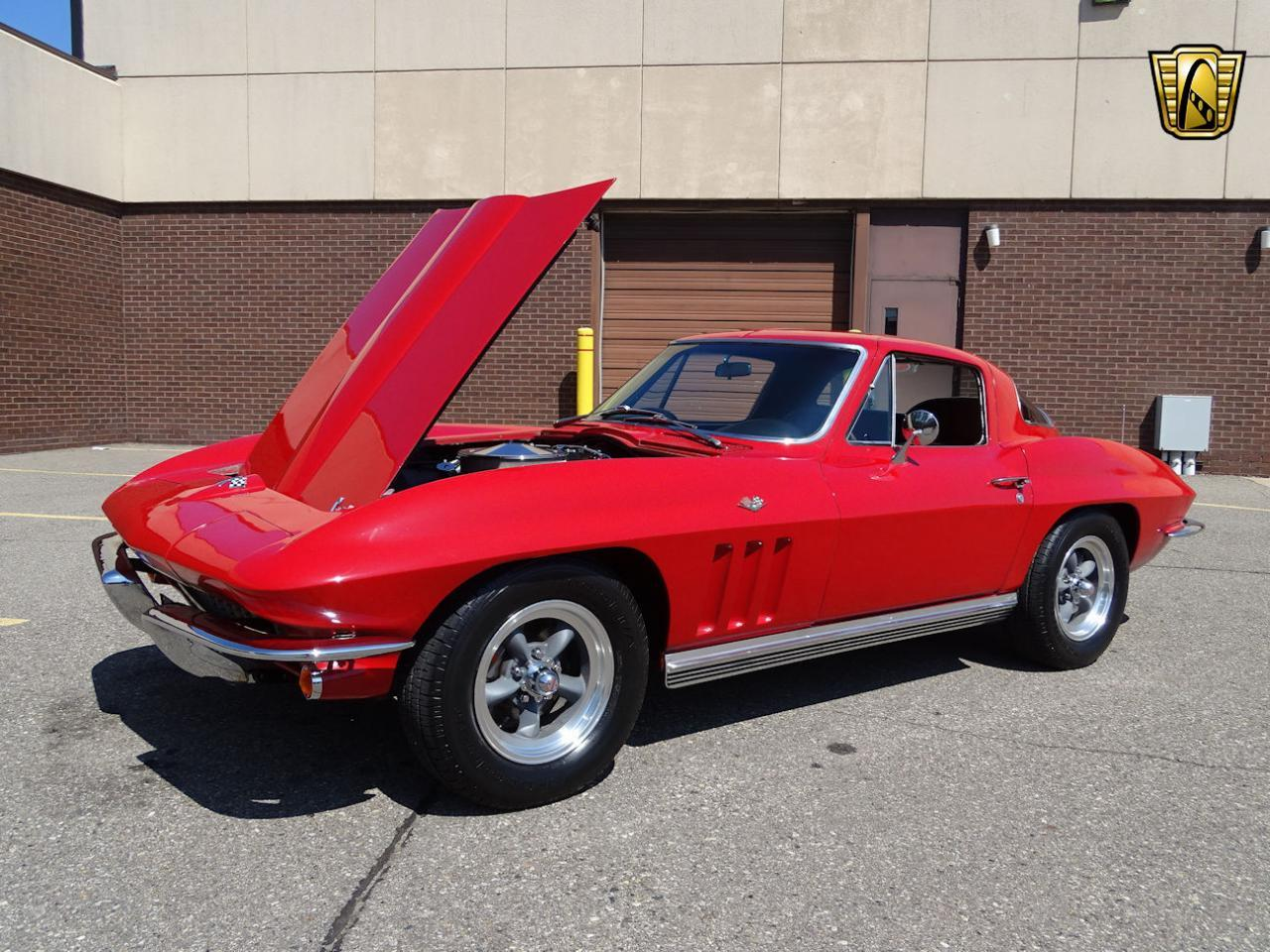 Large Picture of Classic '66 Chevrolet Corvette located in Michigan - LH96