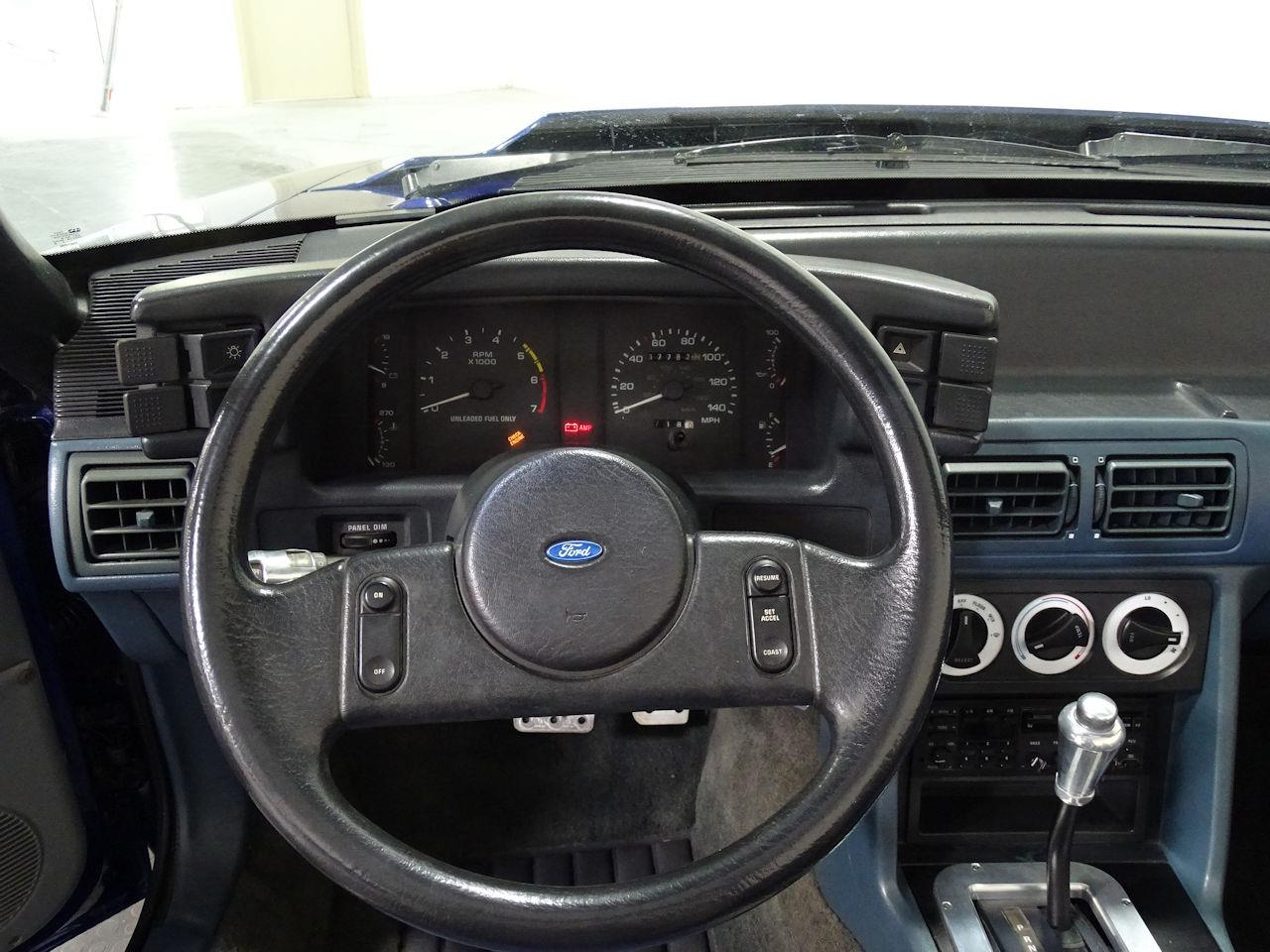 Large Picture of '89 Mustang - LH9A