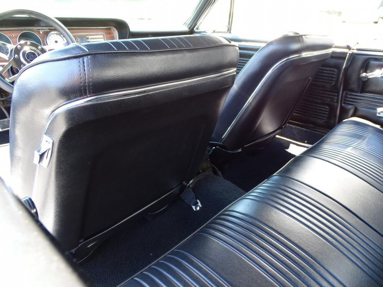 Large Picture of Classic '67 Pontiac LeMans - LH9D