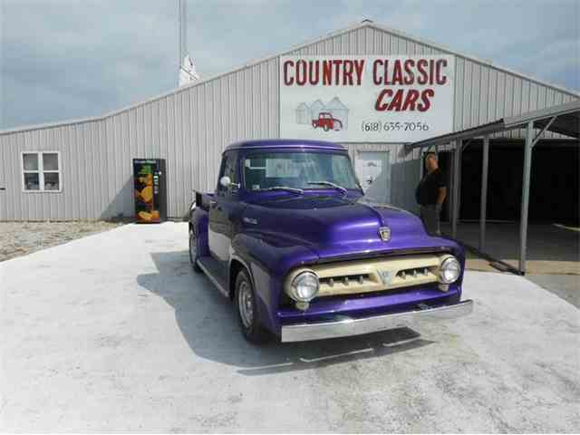 Picture of '53 F100 - LFRS