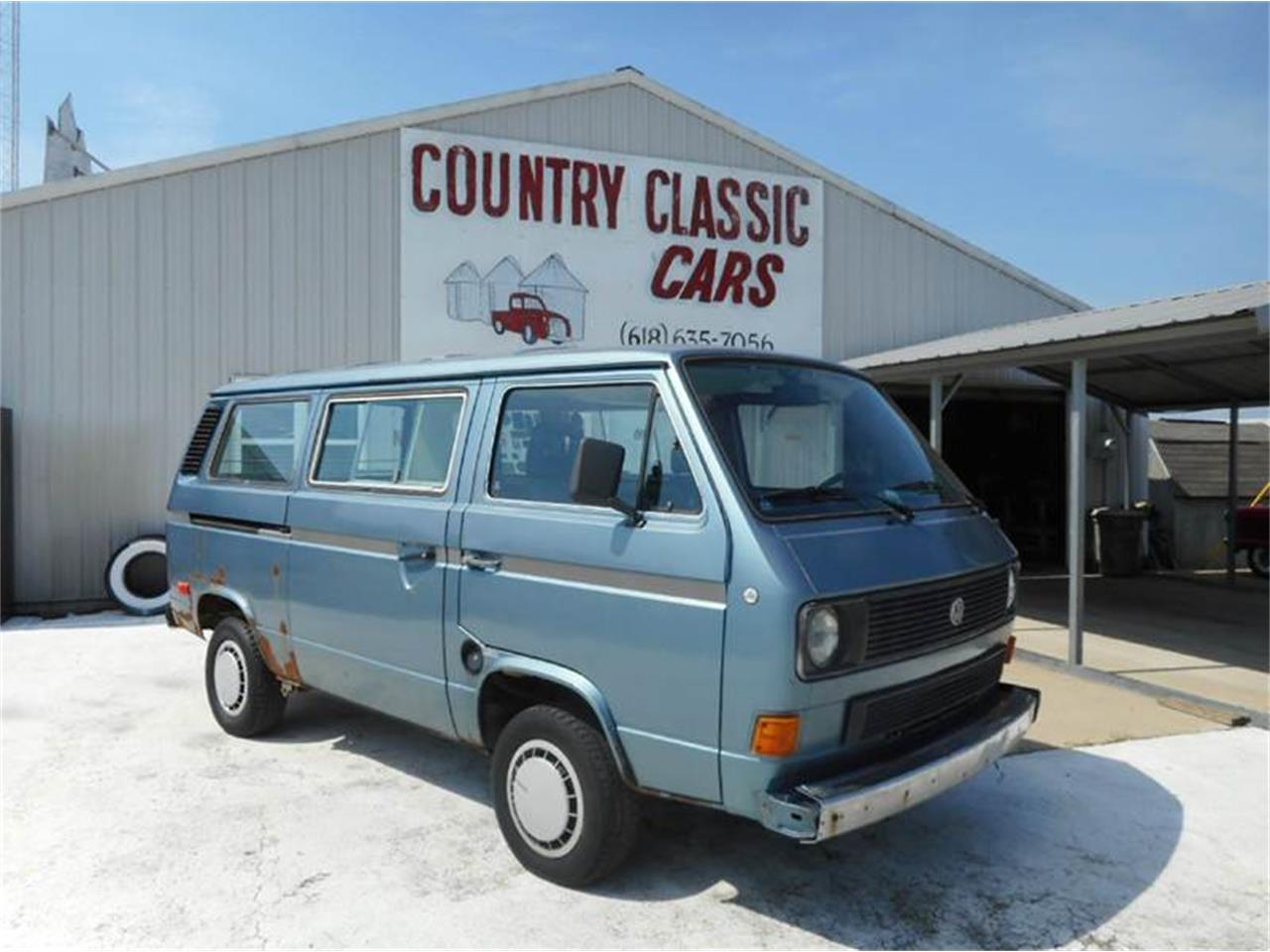 Large Picture of '84 Volkswagen Vanagon located in Staunton Illinois - $4,250.00 - LFRT