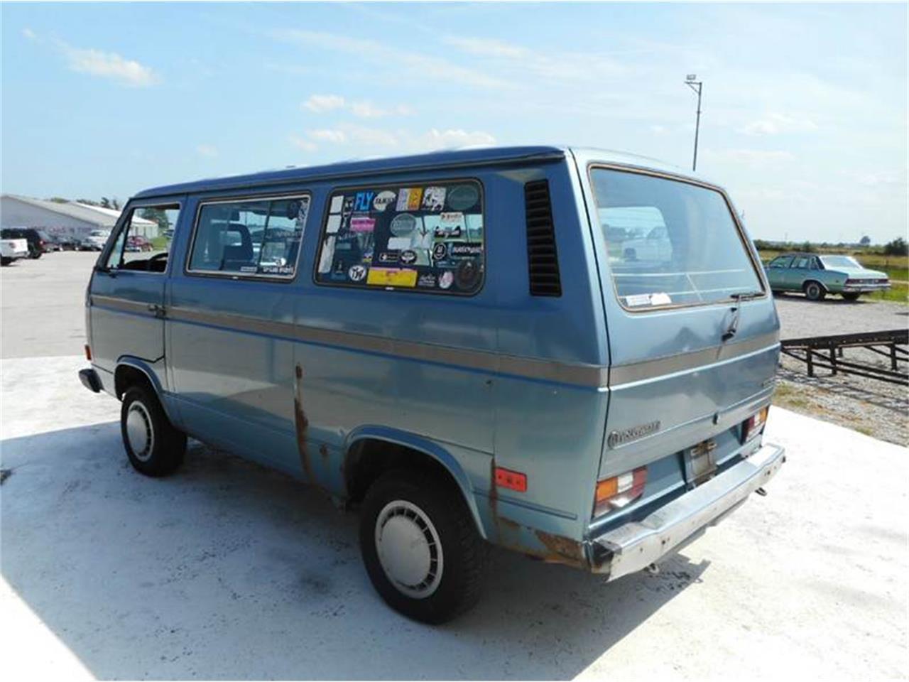 Large Picture of '84 Volkswagen Vanagon - $4,250.00 - LFRT
