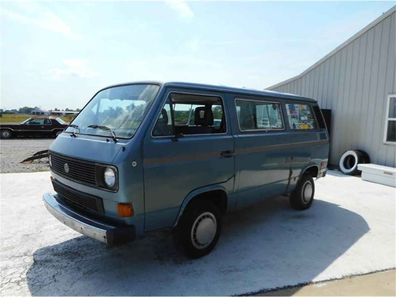 Large Picture of '84 Volkswagen Vanagon located in Staunton Illinois - $4,250.00 Offered by Country Classic Cars - LFRT