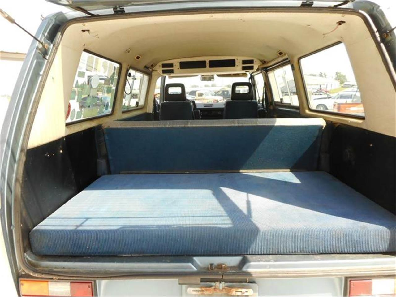 Large Picture of 1984 Vanagon Offered by Country Classic Cars - LFRT