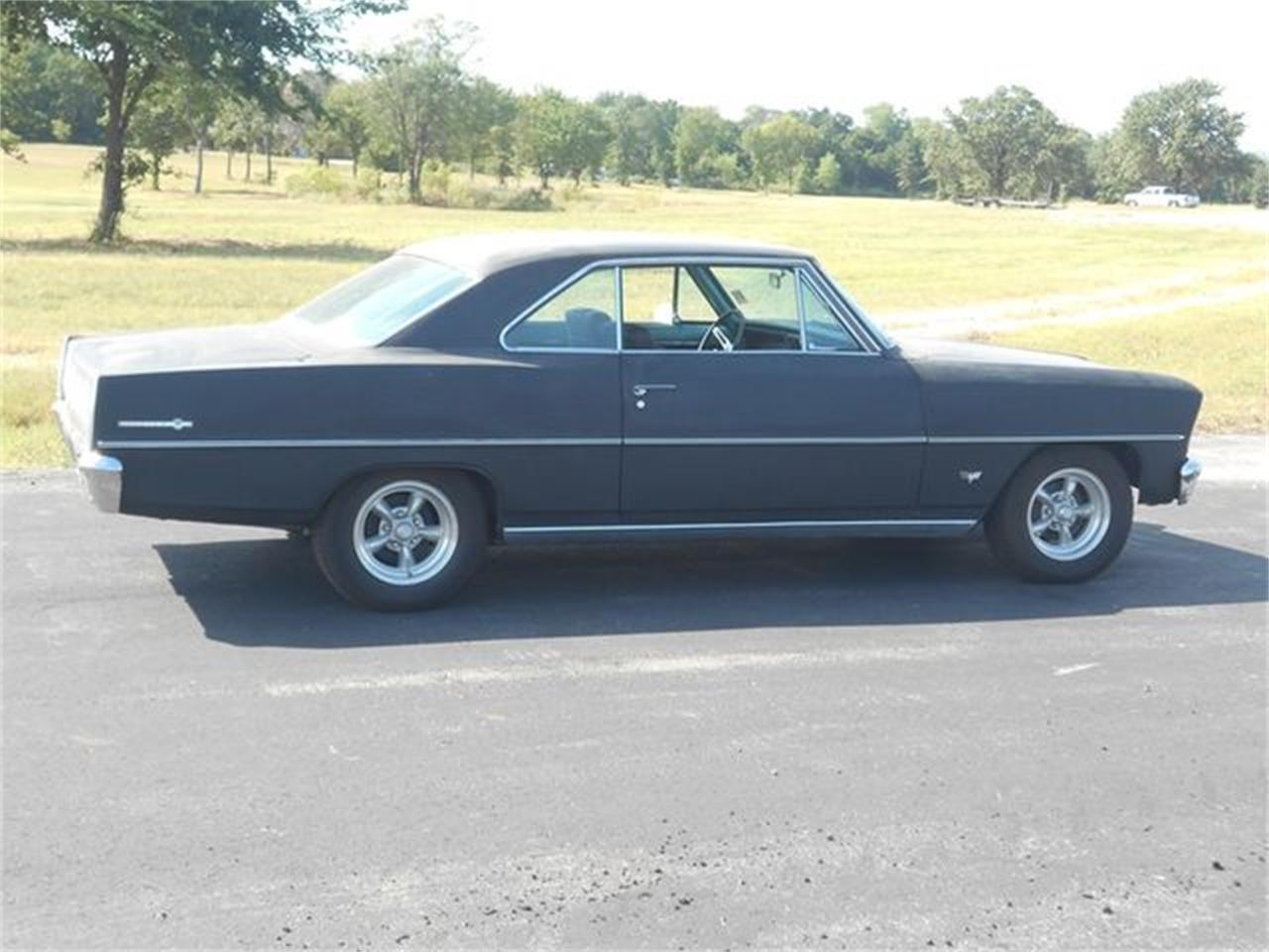 Large Picture of Classic 1966 Nova located in Oklahoma Offered by Knippelmier Classics - LHA5