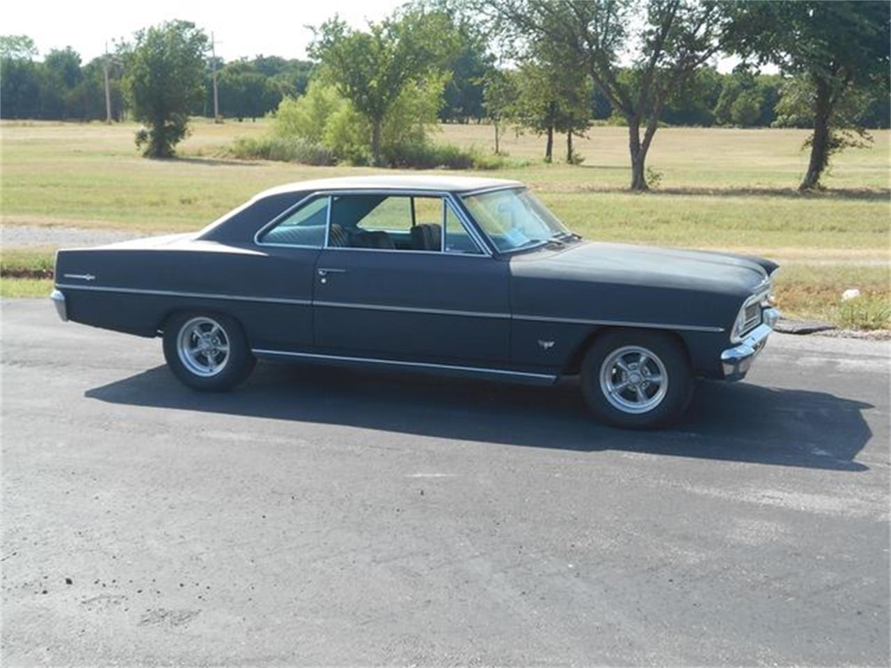 Large Picture of 1966 Chevrolet Nova Offered by Knippelmier Classics - LHA5