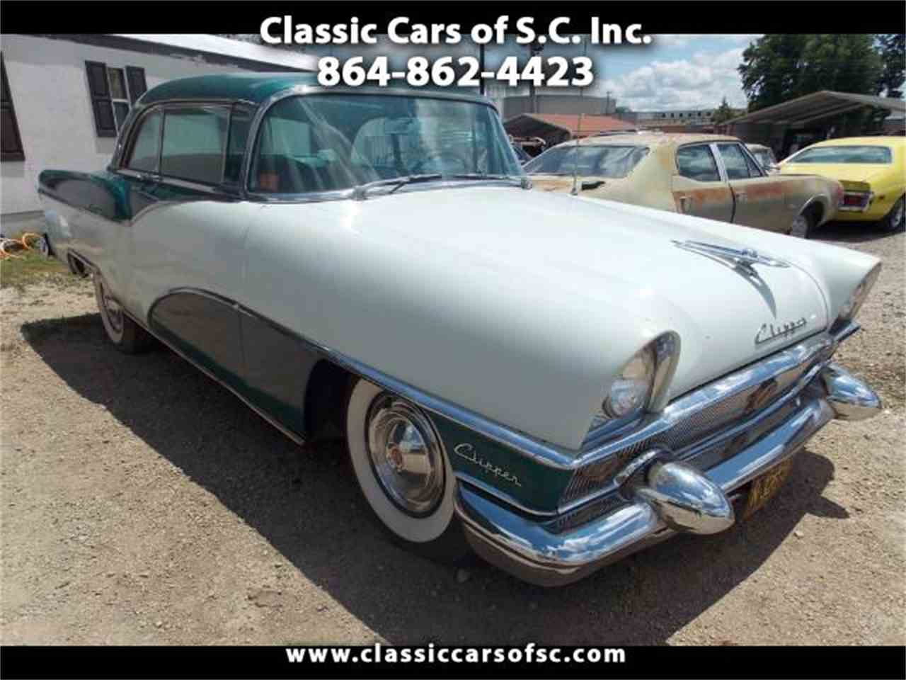 Large Picture of 1955 Packard Clipper located in Gray Court South Carolina Offered by Classic Cars of South Carolina - LHA8