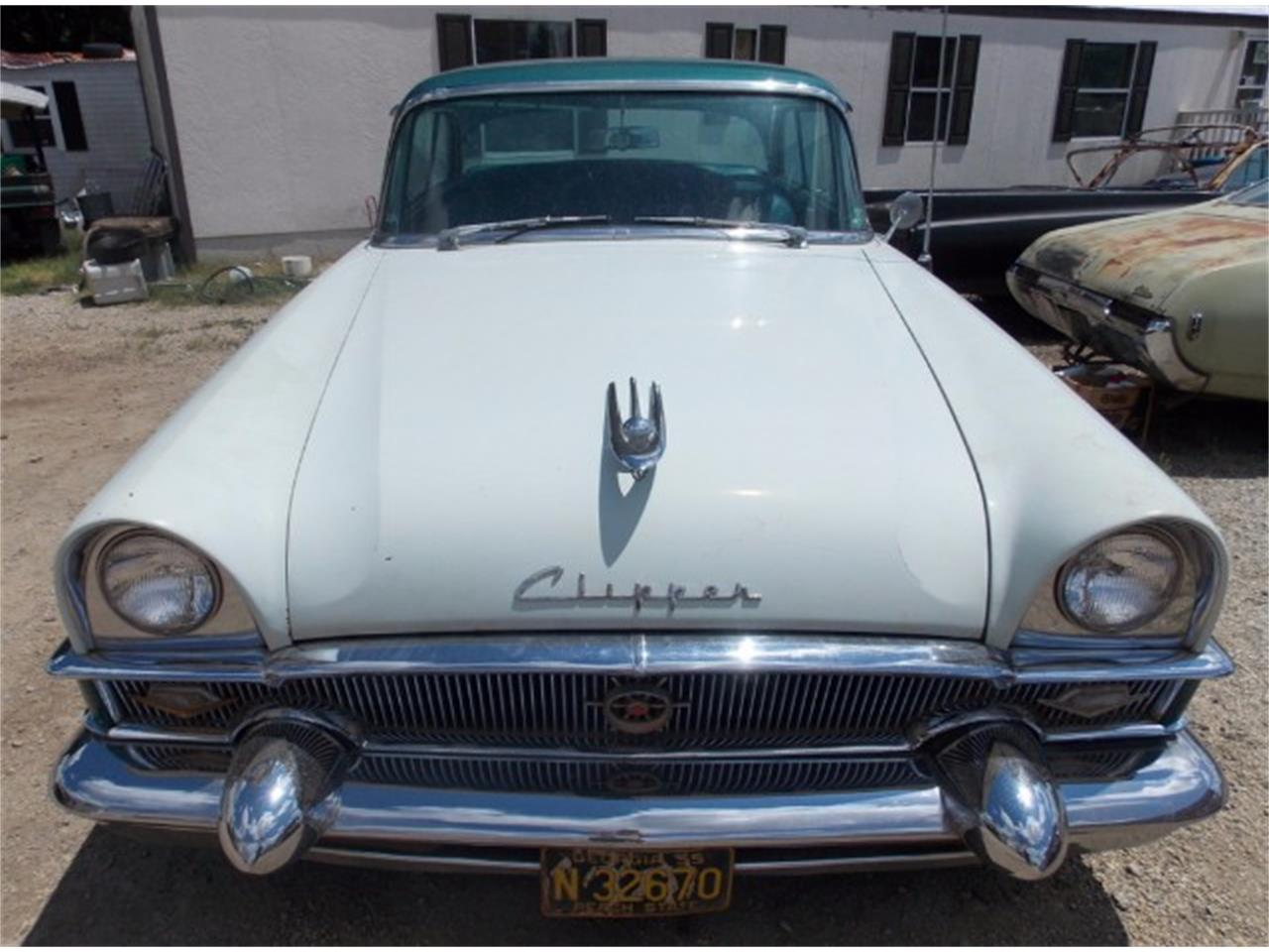 Large Picture of '55 Clipper - LHA8