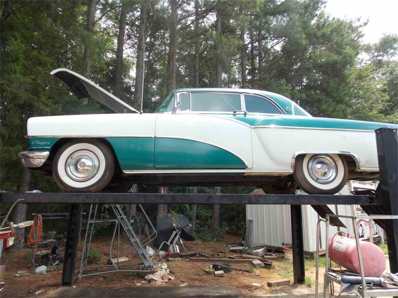 Large Picture of '55 Clipper located in Gray Court South Carolina - $12,500.00 - LHA8