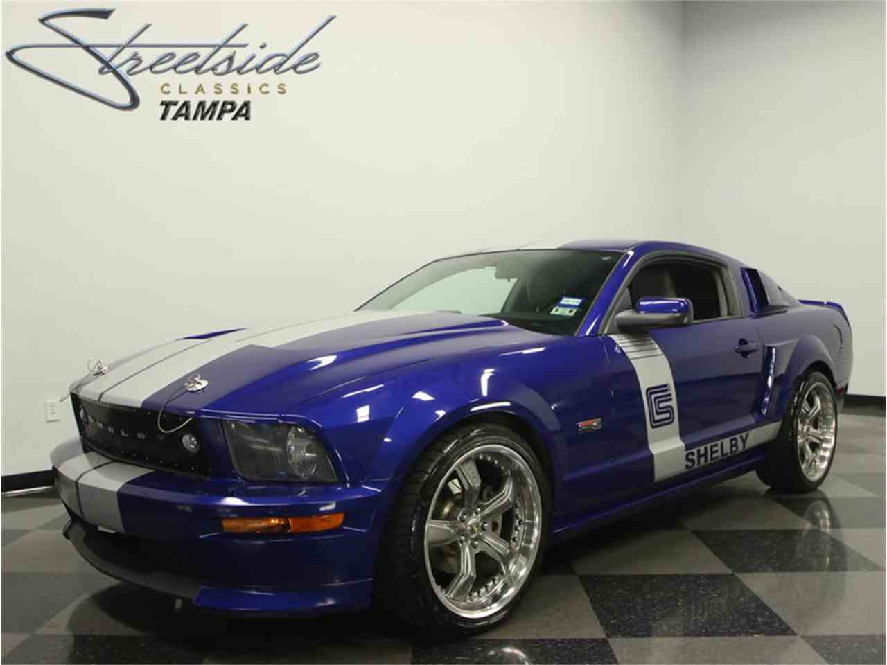 Cl Mustang >> 2005 Ford Mustang Shelby Cs8 For Sale Classiccars Com Cc 1002182