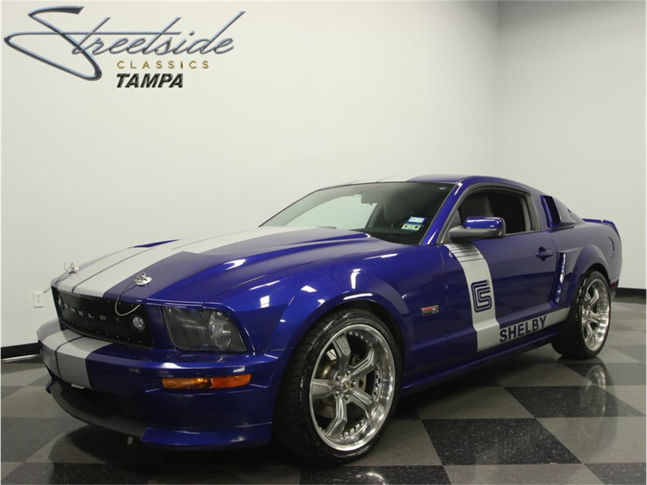 For sale 2005 ford mustang shelby cs8 in lutz florida