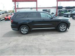 Picture of '14 Dodge Durango located in Olathe Kansas Offered by All American Auto Mart Inc - LHAR