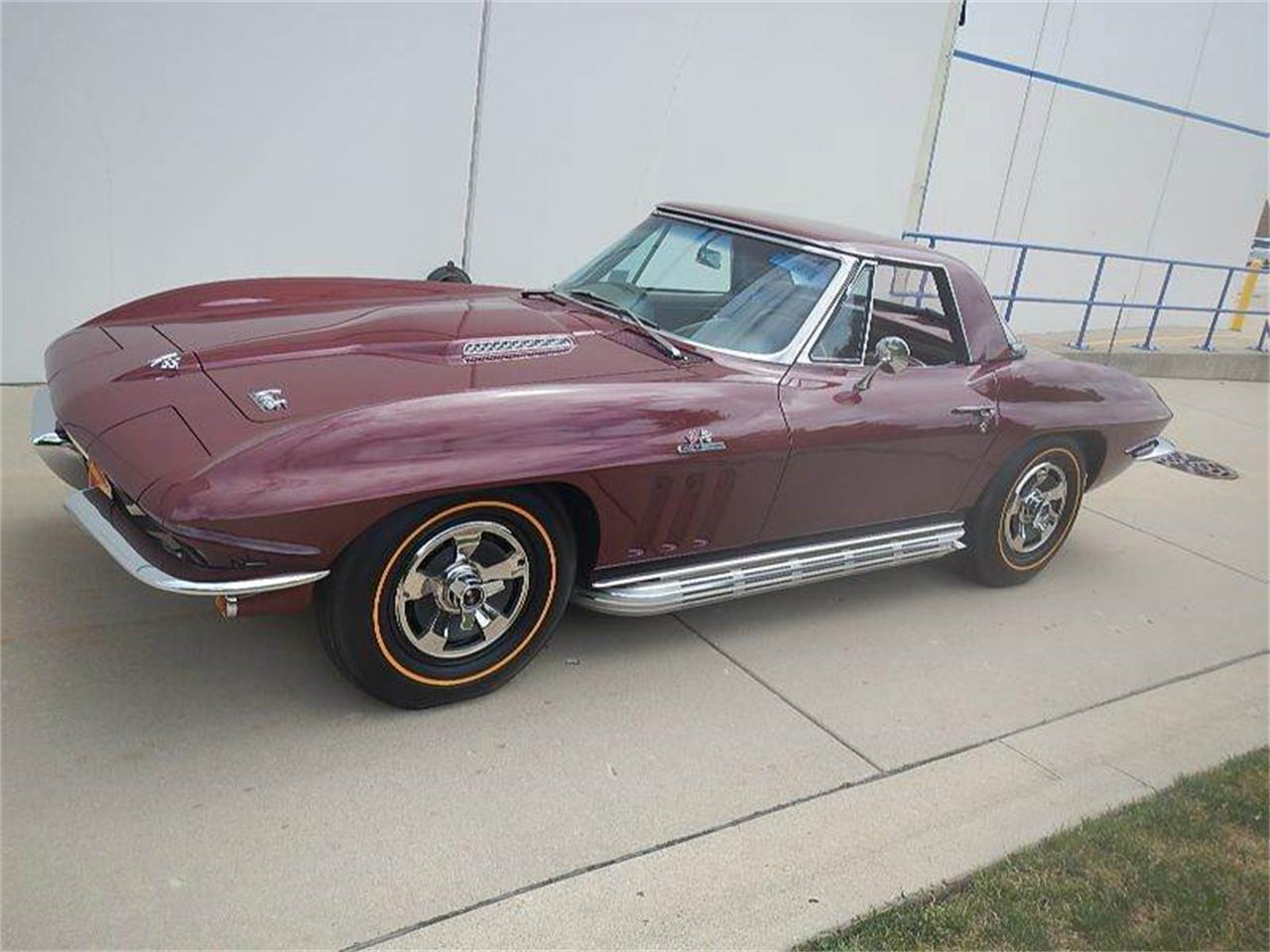 Large Picture of '66 Corvette - LHAS
