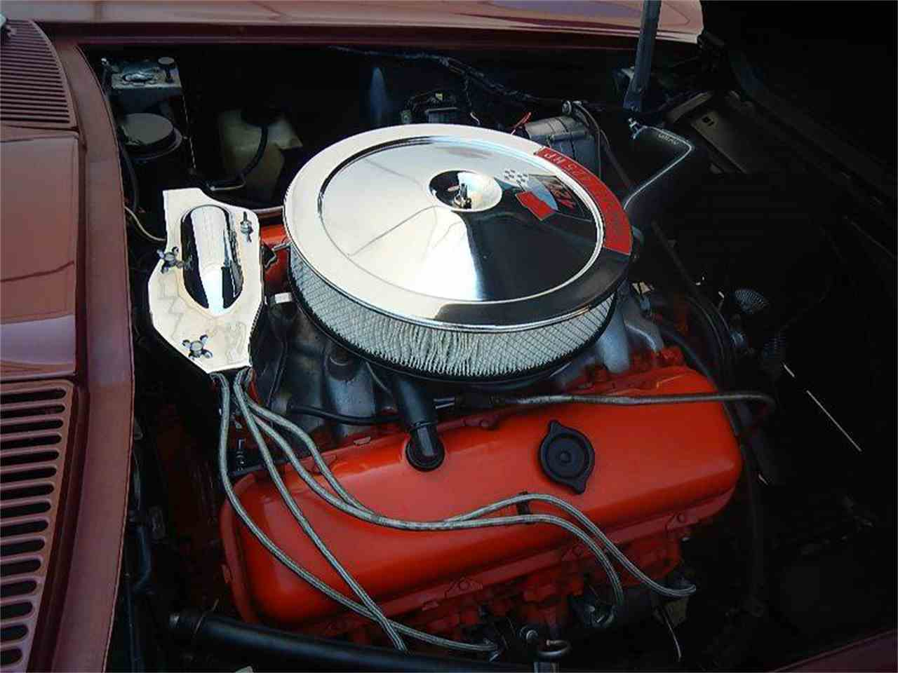 Large Picture of '66 Corvette - LHAS