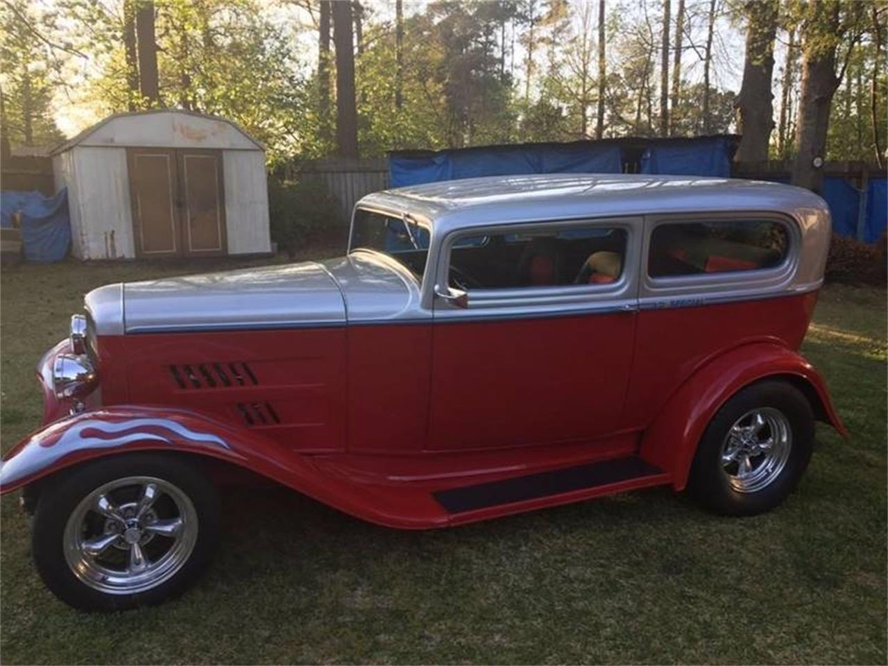 Large Picture of Classic 1932 Ford Coupe located in Georgia - $34,000.00 Offered by Select Classic Cars - LHAX
