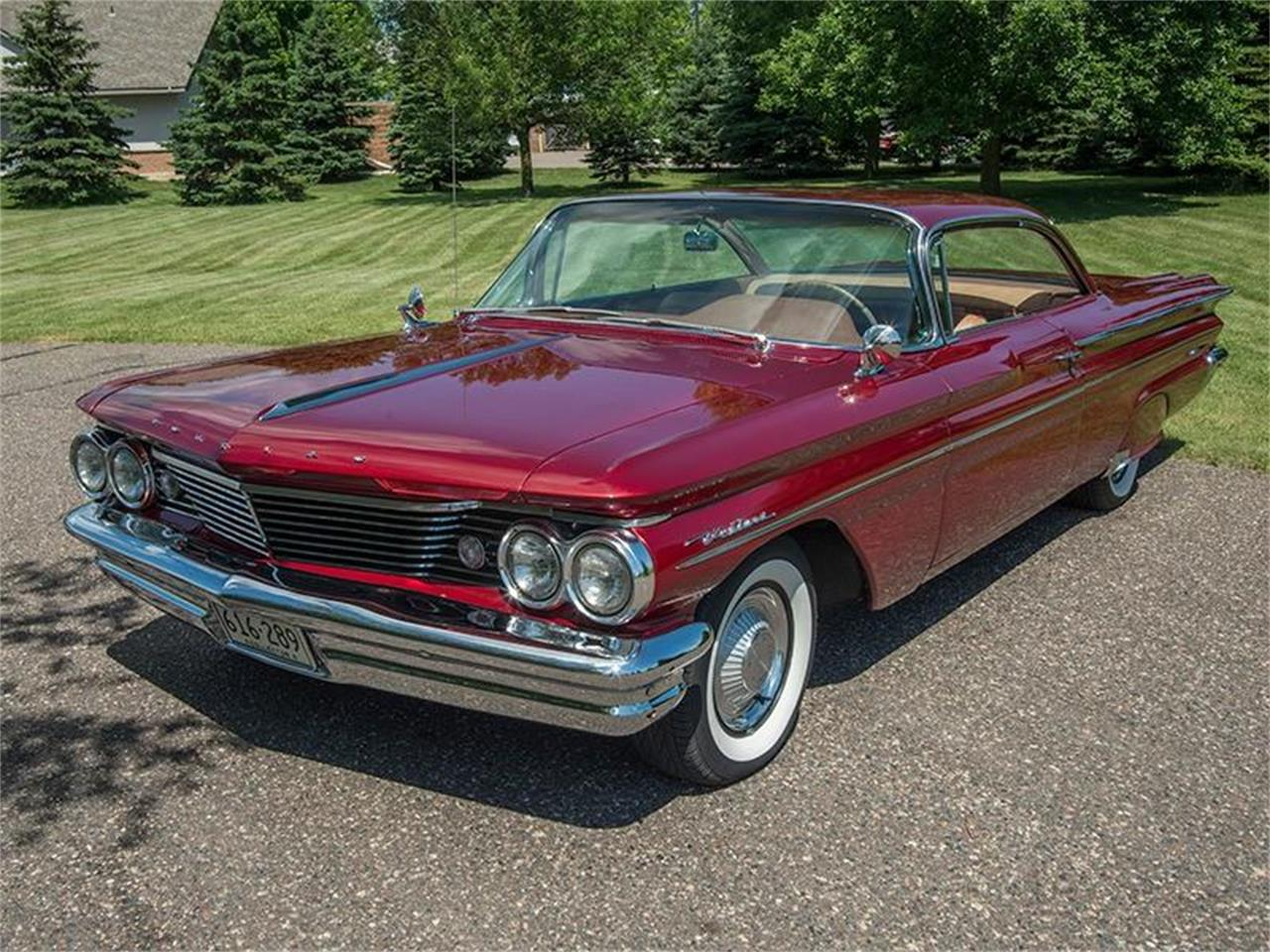 Large Picture of 1960 Pontiac Ventura located in Rogers Minnesota - $26,950.00 Offered by Ellingson Motorcars - LHB7